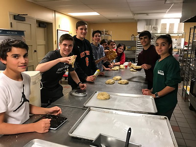 GOYA Bread Baking - December 15, 2017