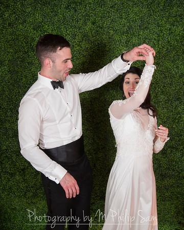 Phillip & Bobbi (Witherite) Glamuzina  Wedding April 21,2018