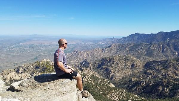 2018 April - Mt Kimball, Arizona