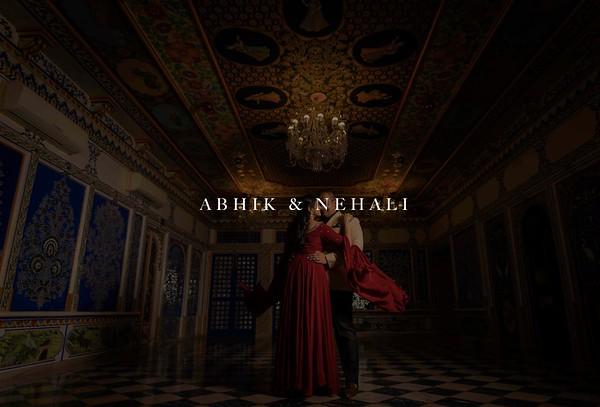Abhik and Nehali | Ahmedabad 2018