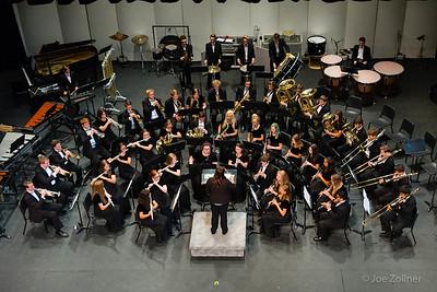 2017-2018 Highland Concert Bands