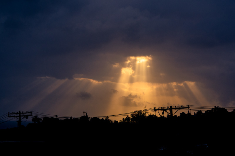 October 27 - UFO sighting or just the sun peering through the clouds?-1.jpg