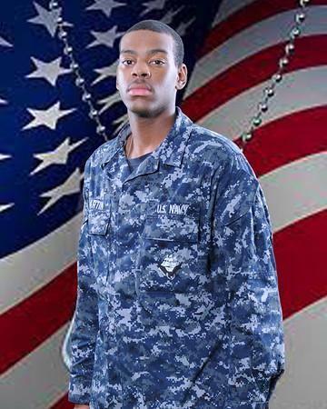 Kelvin Martin Navy