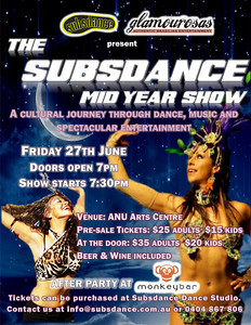 Subsdance Mid Year Show 2014