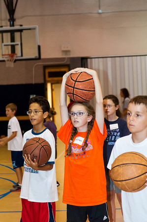 2013 Basketball Camp