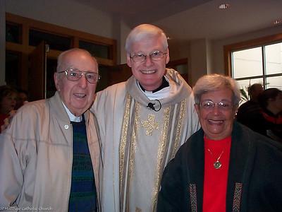 Fr Ruse Farewell Reception