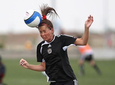 Colorado Girls Club Soccer 2008