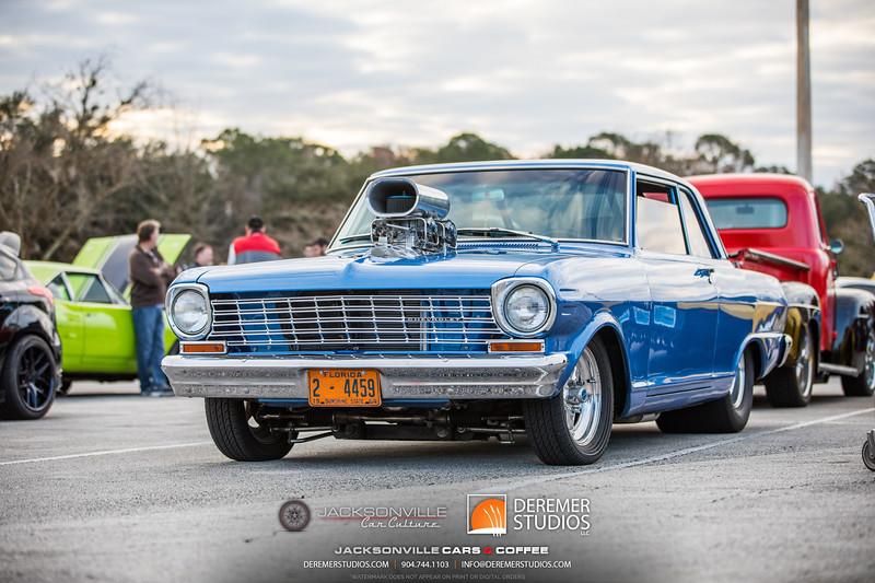 2019 01 Jax Car Culture - Cars and Coffee 001A - Deremer Studios LLC