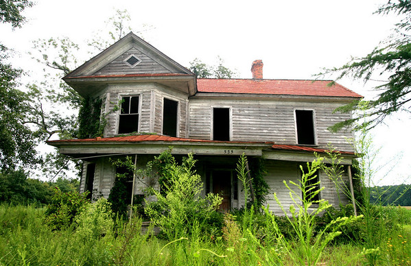 Scenes from the Past - Eastern North Carolina