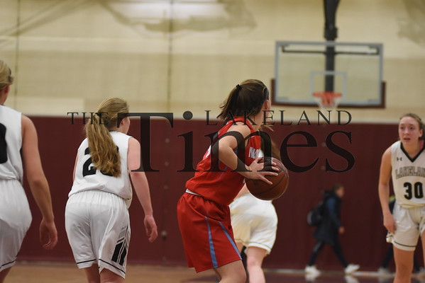 Girls Basketball vs Newman Catholic 11/23/18