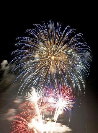 Lititz Fireworks 2010