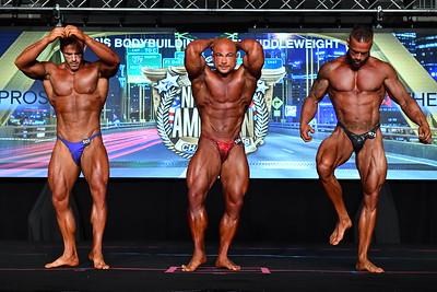 Men's Bodybuilding Open MW
