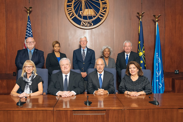 Board of Trustees and Ed Pease, 2018