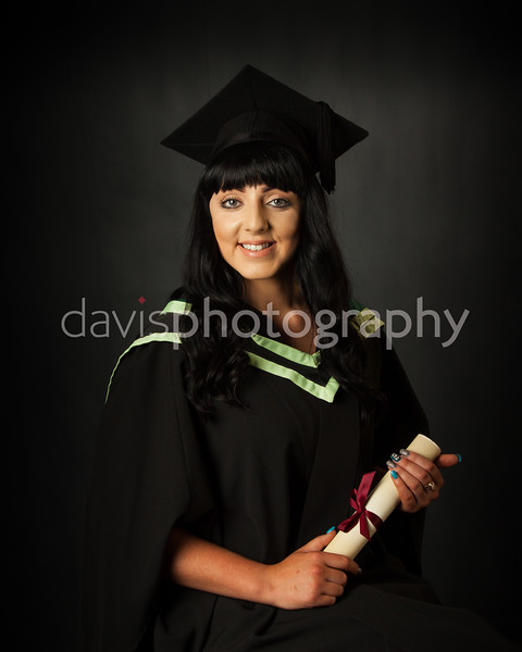 Kirsty Steele's Graduation