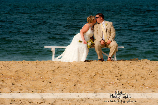 Sarah Rushing & Ben Williams - April 30,2012 - Nags Head