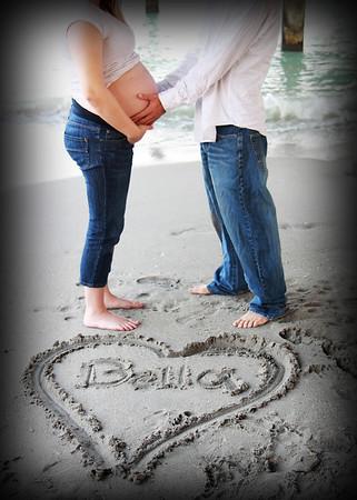 Ashley & Chris Maternity