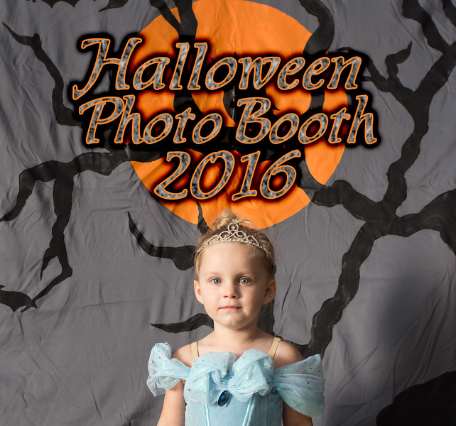 2016 Halloween Photo Booth