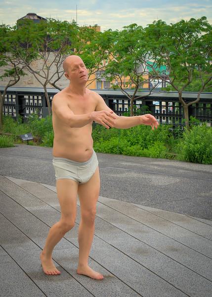 A walk on the Highline