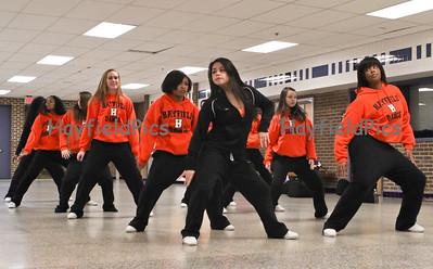 Dance JEB Stuart 1/20/12