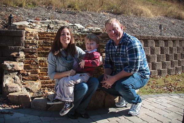 Long Family, November 2014