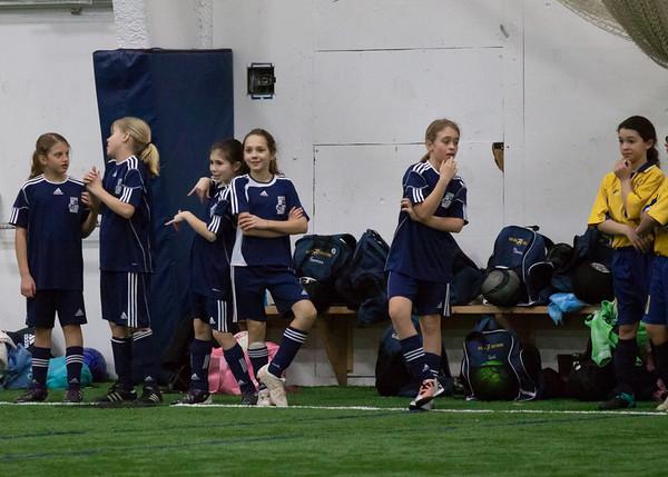 10u United Girls 2-13-2011