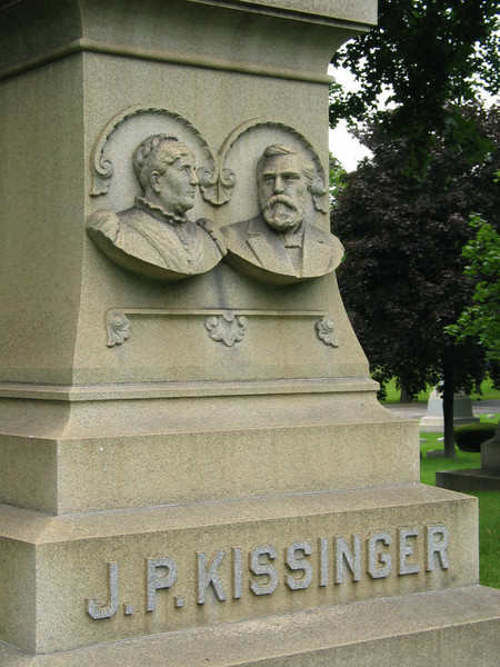 J. P. Kissinger