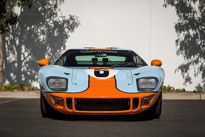 GT40 P2337
