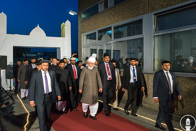 Khalifa of Islam Germany Tour 2017