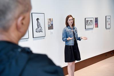 Art Gallery Talk Lydia Estes #2