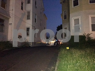 Shooting in New Britain