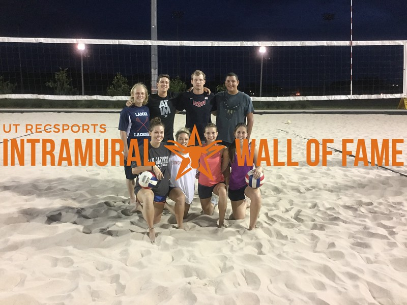 Summer 2017 Sand Volleyball Champ_Sometimes Jared can be competitive but at the end of the day we all have fun