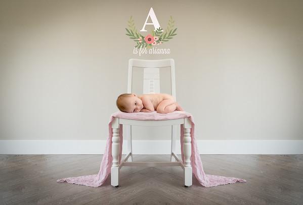 Arianna ~ Newborn