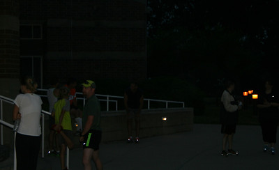 2013-07-27 - Team World Vision / Indianapolis Marathon training
