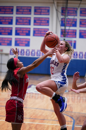 LB Girls Basketball vs Hopewell-Loudon (2019-12-28)