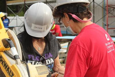 Construction Volunteers: 4-24-2021