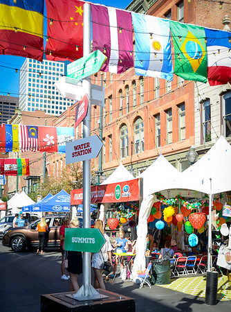 Larimer Square and Outdoors