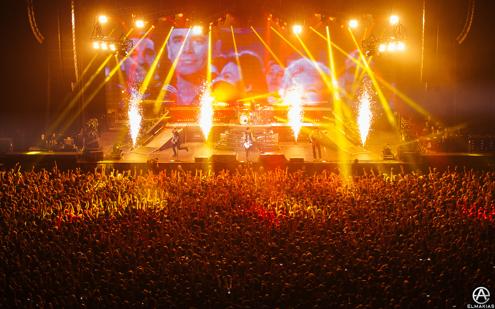 All Time Low UK Arena Tour