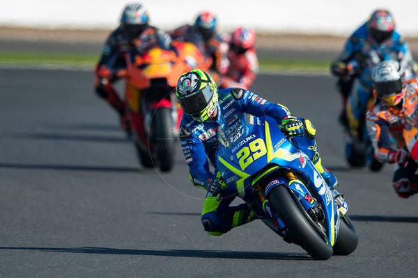 Octo British Grand Prix - Moto GP