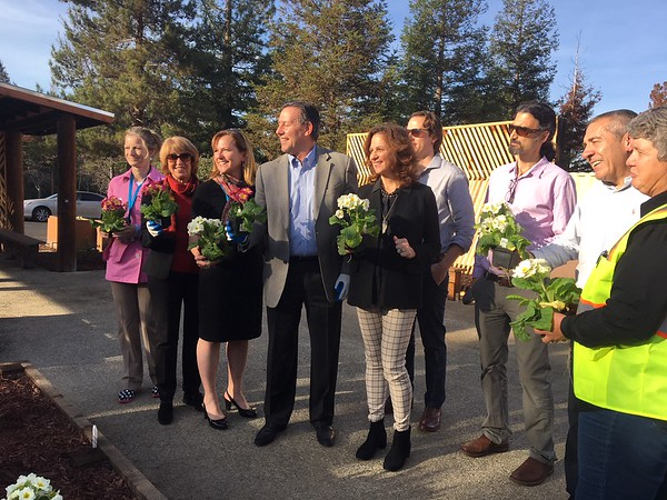 HP Efficiency Rebate Helps Fund Community Garden