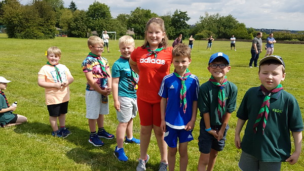District Rounders Tournament