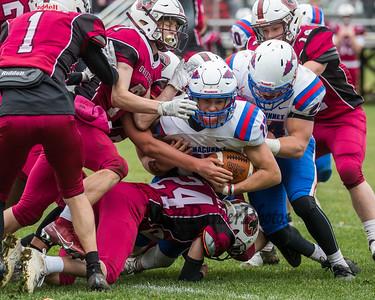 2020-11-14 Goffstown Football vs Winnacunnet Semi-Finals