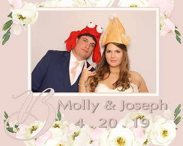 Joseph and Molly Brock