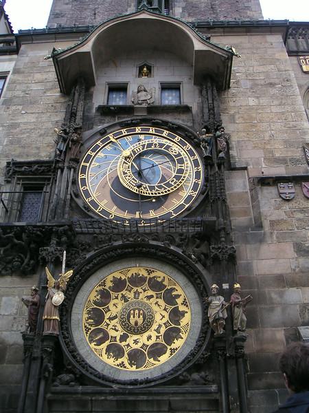 25 Astronomical Clock.JPG