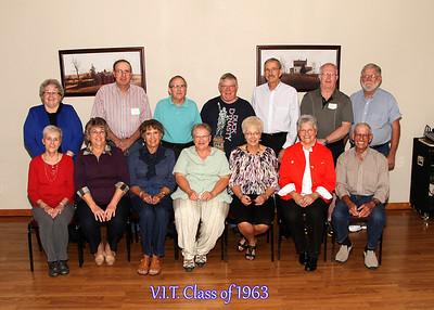 V.I.T. Class of 1963