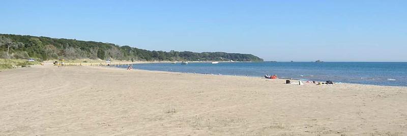 Nickel Beach, Port Colborne, Ontario  [Vivienne]