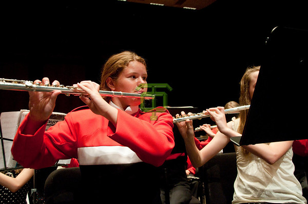 Band 3: Advanced Band Musicians