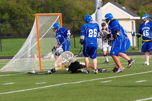 Truman vs Norrstown JV 4/7/2010