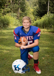 Kane Wolves MS Football 2020