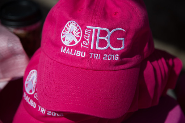 Team TBG Nautica Malibu Triathlon Sept. 17, 2016