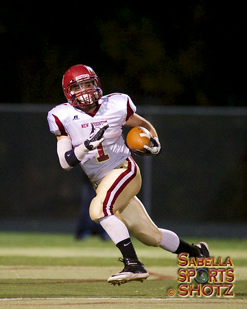 11.1.13 - NB Lions vs. Quaker Valley Quakers - WPIAL Playoffs 1st Round
